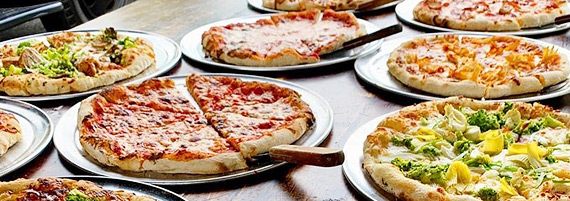Pizza your way at Classic Crust